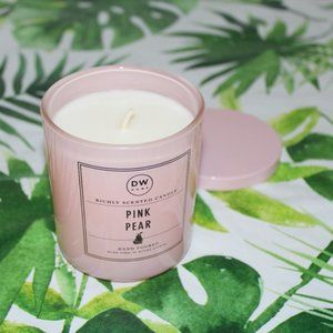 DW Home Pink Pear Candle